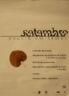 Setembro Poesia em Tomar