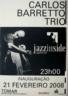 Música, cine-teatro Paraíso, jazzinside, quarteto bar