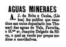 Águas Minerais