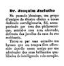 Dr. Joaquim Jacinto