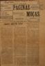 Primeira página, primeiro número, saía ao sábado, Armando Soares, Amorim Rosa, Teles Pamplona, Aires Tavares