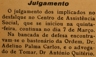 Bastonario da Ordem dos Advogados, Dr. Adelino Palma Carlos