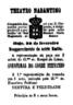 Teatro Nabantino, teatro