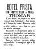 Hotel Prista, praça da República