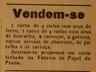 Fábrica de Papel do Prado, carros, carroças, galeras