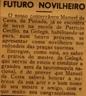 Novilheiro, tauromaquia, Manuel da Costa, Pintado
