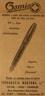 Tipografia Moderna, caneta tinta permanente, venda a prestações