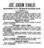 José Joaquim de Araújo