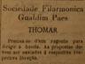 Sociedade Filarmónica Gualdim Pais, música,