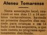 Ateneu Tomarense, crianças, carnaval