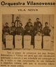 Orquestra Vilanovense, Vila Nova, música