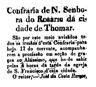 Confraria de N. Sra. do Rosário