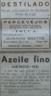 foro, Cova da Moura, percevejos, Sociedade Destilação Porto da Lage