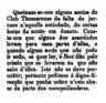Clube Tomarense, jornais