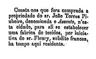 fábrica de tecidos, João Torres Pinheiro, Assento, Fleury
