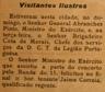 Ministro do Exército, Legião Portuguesa, Defesa Civil do Território, banda R. I. 15, tenente Jaime Correia