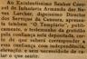 Coronel Armando das Neves Larcher, censura