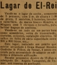 Lagar de El-rei - venda, Manuel Mendes Godinho & Filhos
