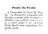 Responsabilidade do empreiteiro na Ponte do Prado