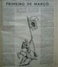 1º de Março, texto e ilustração de Amorim Rosa.