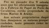 Fábrica de Papel Porto de Cavaleiros, Marino & Araujo
