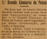 Pesca desportiva - organização conjunta Sporting / União de Tomar