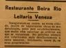 restaurante Beira Rio, leitaria Veneza