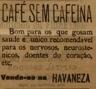 Havaneza, café descafeinado
