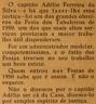 capitão Adélio Ferreira