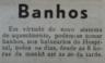 Banhos, Hospital da Misericórdia