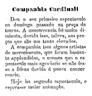 Companhia Cardinali, praça de touros, feira de Santa Iria