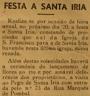 pego de Santa Iria, convento de S. Francisco