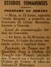 Curso de Estudos Tomarenses, João dos Santos Simões