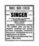 Contrafação, Singer, máquina de costura
