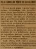 Fábrica de papel de Porto de Cavaleiros - donativosaos operários