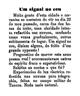 Efeitos da luz elétrica, telegrafia, Tancos