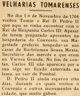 D. Pedro II, Bartolomeu Sousa Mexia, Várzea Grande