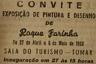 Roque Farinha, pintura e desenho, sala do Turismo
