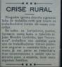 Trabalhadores rurais, desemprego, João Mendes Godinho