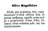 Silva Magalhães