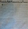 primeiro comício anti- comunista realizado no distrito