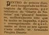 Diário de Notícias, Havaneza, Armando Pereira Duarte