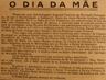 Dia da Mãe, Mocidade Portuguesa, Club Tomarense, exposição de berços e enxovais, Missões do Ultramar