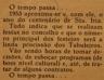 centenário de Santa Iria