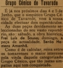 Teatro, cine-teatro, Grupo Cénico de Tavarede, Frei Luis de Sousa