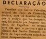 Paço da Comenda, Fagulhos, Porto da Lage