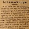 Cine-Esplanada, cinema, Marino Costa